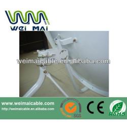 C y Ku banda de la antena parabólica Dubai mercado WMV032111