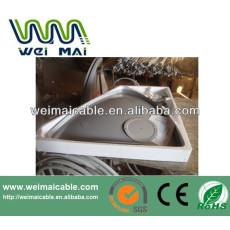 C y Ku banda de televisión Satelital plato WMV030670
