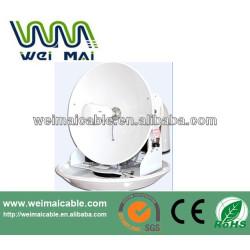 C y Ku Band satélite de la TV de la antena Dubai mercado WMV032114 TV de la antena de plato