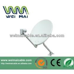C y Ku Band satélite de la TV de la antena Dubai mercado WMV032113 TV de la antena de plato