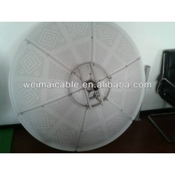 c و ku الفرقة صحن هوائي القمر الصناعي السوق اسبانيا( wmv032823) طبق الأقمار الصناعية