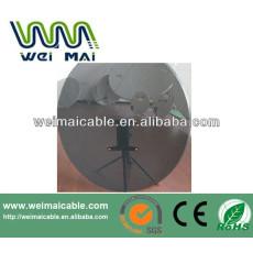 C y Ku banda de la antena parabólica africana mercado WMV032105