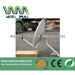 c و ku الفرقة صحن هوائي القمر الصناعي wmv032106 السوق الأفريقية