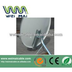 C y Ku banda de la antena parabólica africana mercado WMV032108