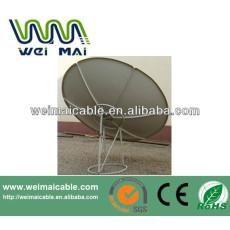 C y Ku banda de la antena parabólica africana mercado WMV032109