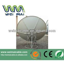 C y Ku Band satélite de la TV de la antena Dubai mercado WMV032130 TV de la antena de plato