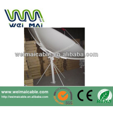 C y Ku Band satélite de la TV de la antena Dubai mercado WMV032132 TV de la antena de plato