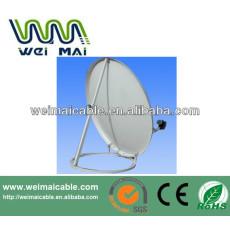 C y Ku Band satélite de la TV de la antena Dubai mercado WMV032134 TV de la antena de plato