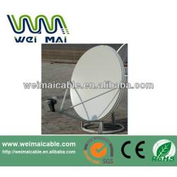 C y Ku Band satélite de la TV de la antena Dubai mercado WMV032135 TV de la antena de plato