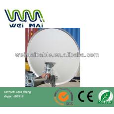 C y Ku banda de la antena parabólica españa mercado ( WMV032819 )