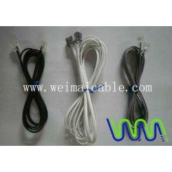 Tv Cable con F conector WM0161M coaxial Cable