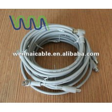 RG6 تلفزيون الكابل الكابل المحوري WM0082M