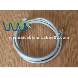 75ohm alta calidad rg6 tv cable WM0025D