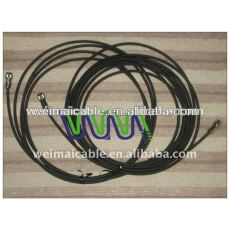 Cable de teléfono con F conector WM885M coaxial Cable