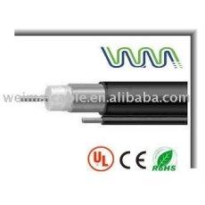 Cable COAXIAL RG412M ( P3.412.JCA ) con mensajero COAXIAL CABLE