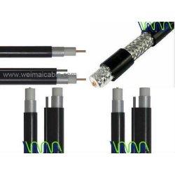 RG540/QR540 Koaxial كابلات كهرباء Kable