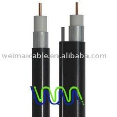 Rg540 / QR540 Coaxial Cable Cable de alimentación made in china 5691
