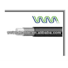 Linan cable de tubo de aluminio coaxial cable QR500 / 540 WEIMAIL60