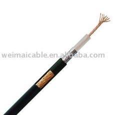 Rg213 Koaxial Kable de alambre