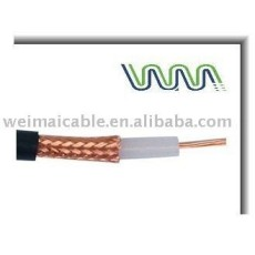 Rg58 Cable Coaxial de baja pérdida 50OHM
