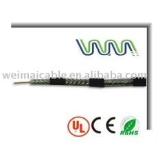 Cable COAXIAL RG serie ( RG6 RG59 RG7 RG11 75OHM ) comunicación para la TV 02