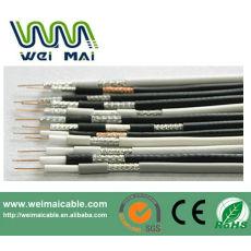 18 awg الكابلات المحورية wmv3517 rg6 مع جيلي