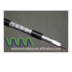 75ohm comunicación para la TV Cable Coaxial made in china 3686
