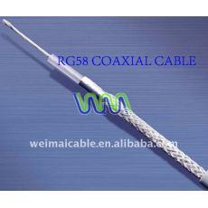 الكابلات المحورية أوم للتلفزيون 75 3570 المصنوعة في الصين