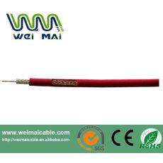 6 años experiencia RG59 RG6 RG11 Coaxial Cable WMV014175