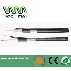 wmm4004 RG59 RG6 RG11 messenger koaksiyel kablo
