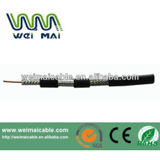 Cabo Cable RG59 RG6 RG11 Coaxial Cable WMV131112