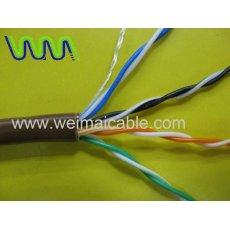cat3 lan شبكة أسلاك كابل 3073 المصنوعة في الصين