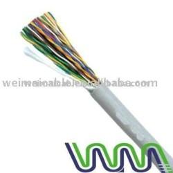 الشبكة المحلية الكابل CAT3/kable