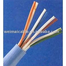 Red de alambre Made In China con el mejor precio Cat3 Lan Cable