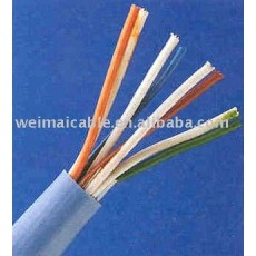 Lan Cable Cat3 Made In China N.02