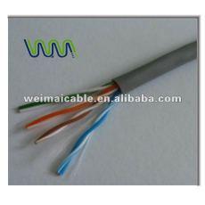 Cat3 Cable lan Cable de comunicación WM0002D