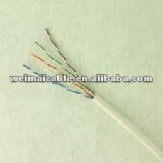 Cat3 Cable lan Cable de comunicación WM0007D