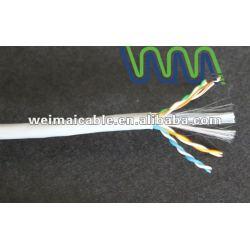 جودة عالية متعددة أزواج كابل lan wm0050d cat3
