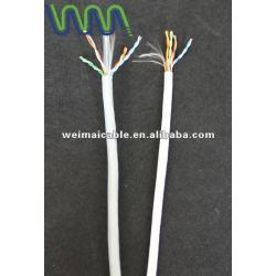 CAT3 LAN كابلات الاتصالات كابل WM0052D