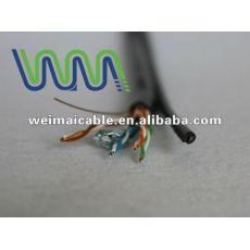 جودة عالية متعددة أزواج كابل lan wm0095d cat3