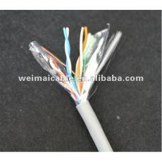 لان الكابل cat3/ كابلو wm0036d المصنوعة في الصين