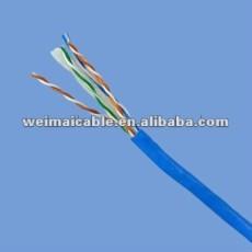 Cat3 Lan Cable de red Cable WM0145M Lan Cable