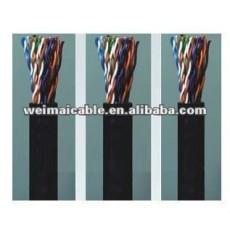 Utp CAT3 / CAT5 cable de teléfono 50 pares WM0119D