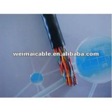 Utp CAT3 / CAT5 cable de teléfono 50 pares WM0120D