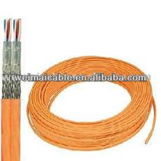 Cat3 Lan Cable / teléfono WM0405M Lan Cable