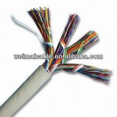 Cat3 Lan Cable / teléfono WM0407M Lan Cable