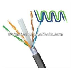 لان الكابل cat3/ كابلو wm0057d المصنوعة في الصين