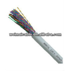 Lan Cable CAT3 made in china WM0347M