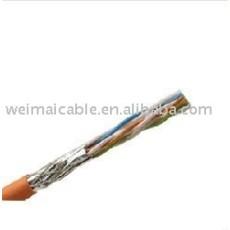 لان الكابل ftp cat5e( شبكة الأسلاك) المصنوعة في الصين ذات جودة عالية