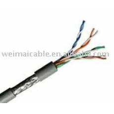 لان الكابل sftp cat5e 3233 المصنوعة في الصين